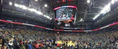 Air Canada Centre, section: 113, row: 5, seat: 1-2