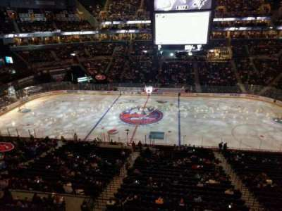 Barclays Center, section: Suite B23, row: 2, seat: 3