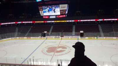 Scotiabank Saddledome, section: 226, row: 22, seat: 11