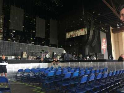 Starplex Pavilion, section: 102, row: G, seat: 2