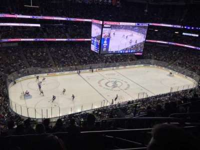 Amalie Arena, section: 304, row: G, seat: 3
