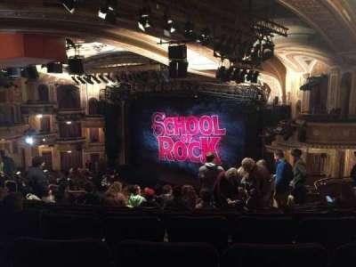 Winter Garden Theatre, section: Mezz, row: J, seat: 29