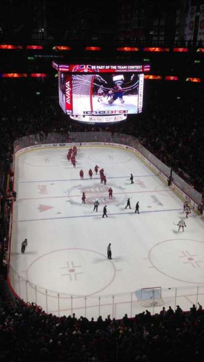 Centre Bell, section: 329, row: AA, seat: 12