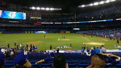 Rogers Centre section 125L