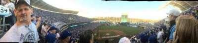 Kauffman Stadium section 426
