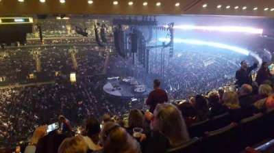 Madison Square Garden, section: 212, row: 14, seat: 8