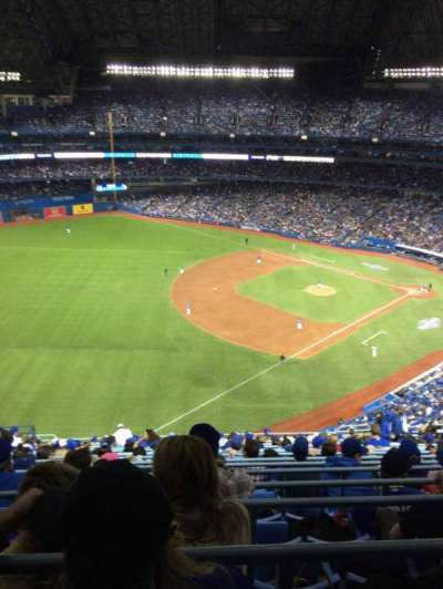 Rogers Centre section 536R