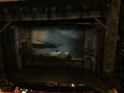 Imperial Theatre, section: Mezzanine Center, row: D