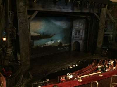 Imperial Theatre, section: Mezzanine Left, row: D