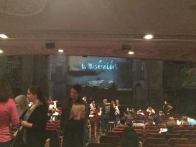 Imperial Theatre, section: Orchestra Right, row: S