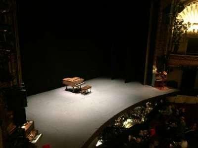 Palace Theatre (Broadway), section: Mezzanine Left, row: Box A