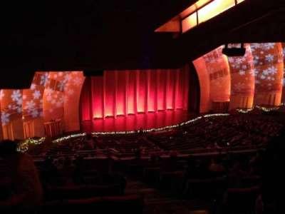 Radio City Music Hall, section: 2nd Mezzanine, row: J, seat: 703
