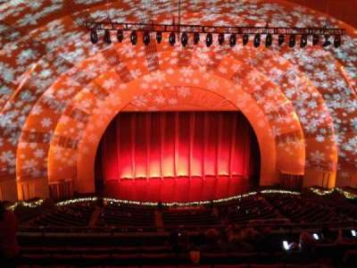 Radio City Music Hall, section: 3rd Mezzanine, row: h, seat: 505
