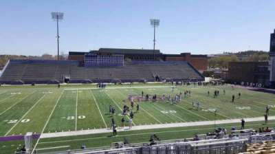 Bridgeforth Stadium, section: c5, row: k, seat: 16