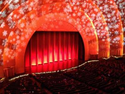 Radio City Music Hall, section: 3rd Mezzanine, row: C, seat: 614