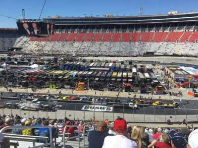 Bristol Motor Speedway, section: AA Allison Towers, row: 127, seat: 13