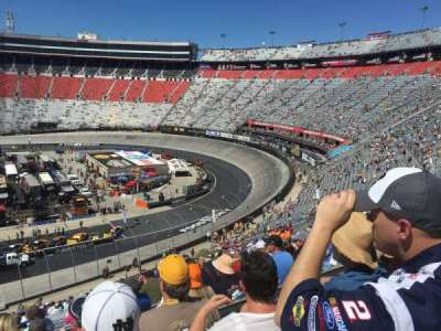 Bristol Motor Speedway section AA Allison Towers