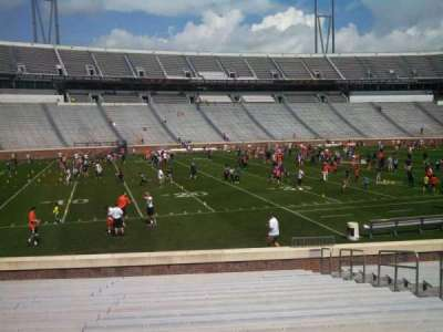 Scott Stadium, section: 128, row: S, seat: 8