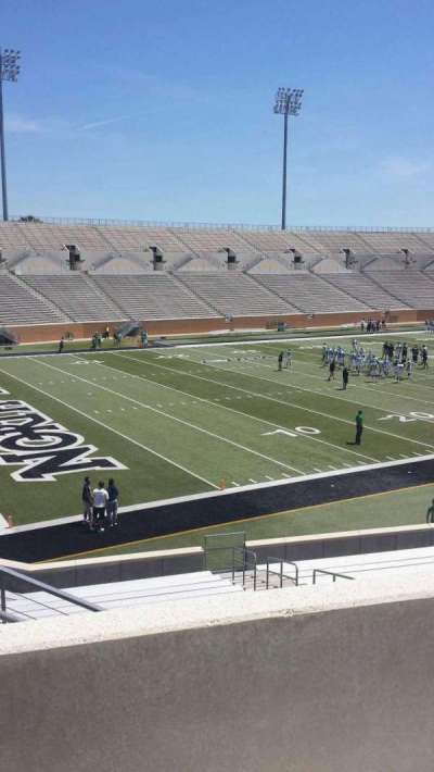 Apogee Stadium, section: 212, row: 3, seat: 26
