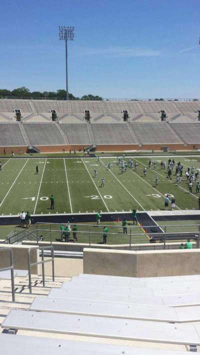 Apogee Stadium, section: 210, row: 10, seat: 8