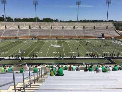 Apogee Stadium, section: 206, row: 22, seat: 26