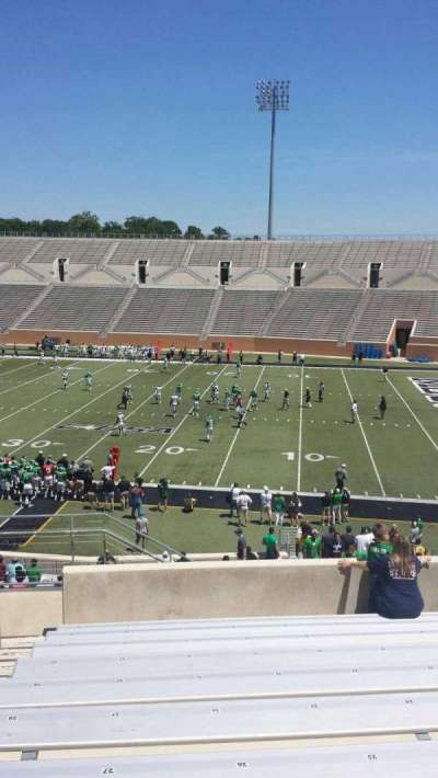 Apogee Stadium, section: 203, row: 20, seat: 27