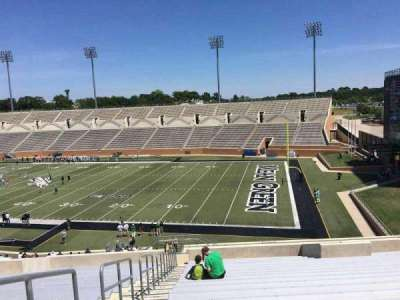 Apogee Stadium, section: 202, row: 20, seat: 26