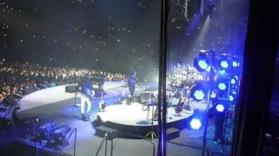 Madison Square Garden, section: 110, row: 6, seat: 14