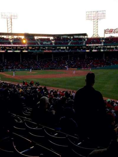 Fenway Park section Grandstand 7