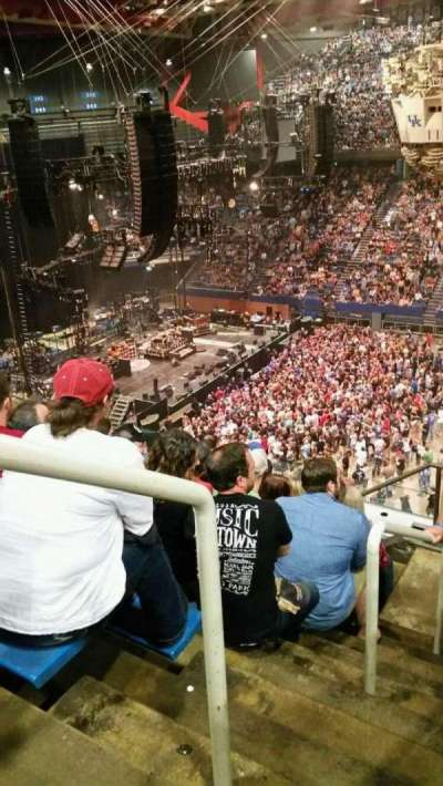 Rupp Arena, section: 230, row: J, seat: 35