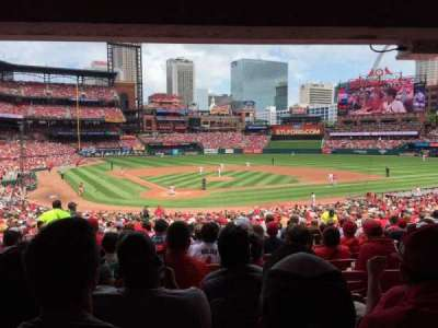 Busch Stadium, section: 148, row: 26, seat: 10