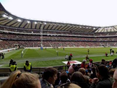 Twickenham Stadium section L9