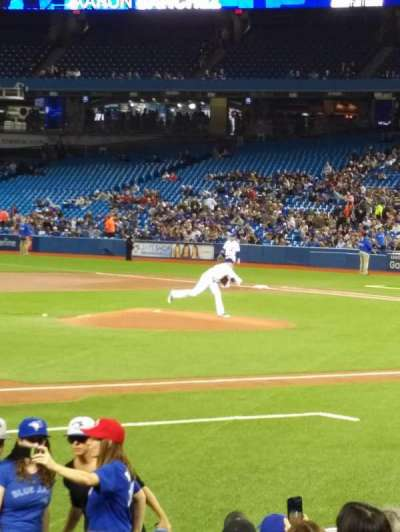 Rogers Centre, section: 128R, row: 12, seat: 3,4