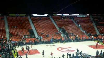 State Farm Arena section 213