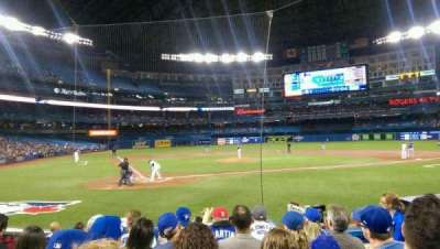 Rogers Centre, section: 119L, row: 10, seat: 104