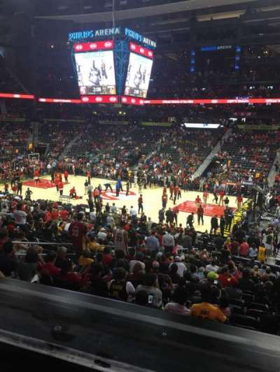 State Farm Arena section 113