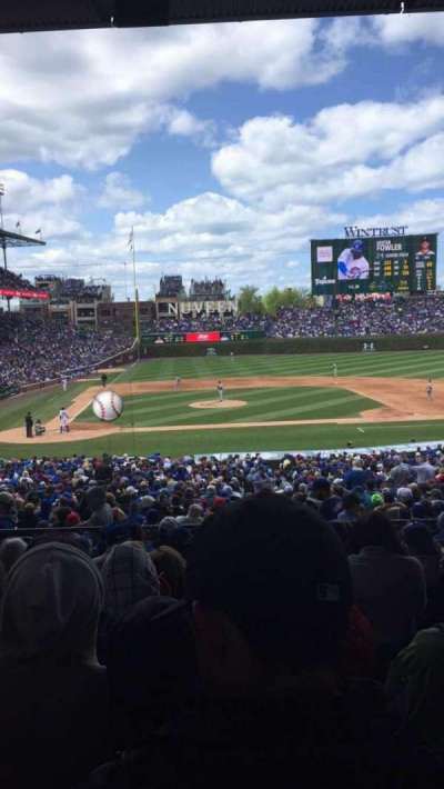 Wrigley Field, section: 228, row: 9, seat: 113