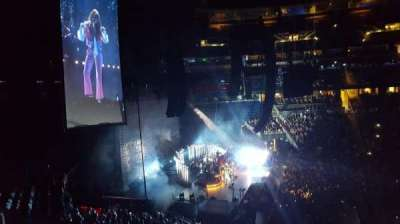 Amway Center, section: Loge Box K, row: 1, seat: 1
