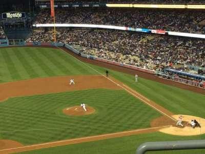 Dodger Stadium, section: 19rs, row: C, seat: 1