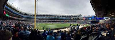 Yankee Stadium section 107