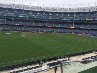 Yankee Stadium section 205