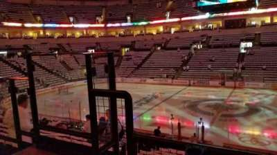 Bell MTS Place, section: 218, row: 2 , seat: 11
