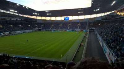 Ghelamco Arena, section: 227, row: 21