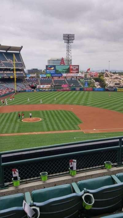 Angel Stadium, section: C333, row: C, seat: 2