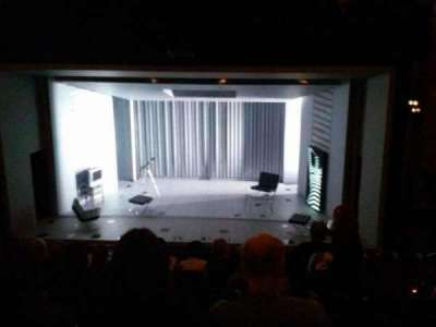 Gerald Schoenfeld Theatre, section: Center Mezzanine, row: K, seat: 110