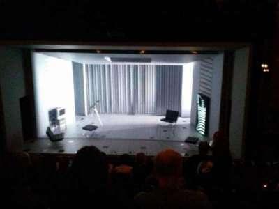 Gerald Schoenfeld Theatre, section: Center Mezzanine, row: K, seat: 110