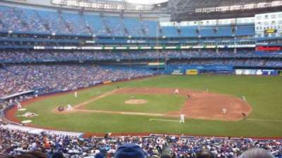 Rogers Centre, section: 218R, row: 8, seat: 10