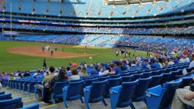 Rogers Centre, section: 130AR, row: 26, seat: 1