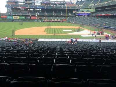 Coors Field, section: 138, row: 37, seat: 6
