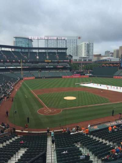 Oriole Park at Camden Yards, section: 230, row: 4, seat: 11